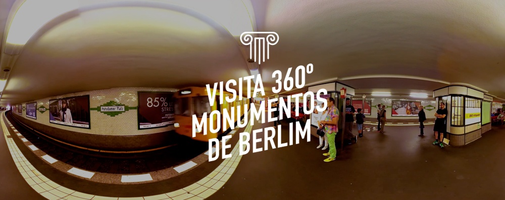 Visita 360º Monumentos de Berlim