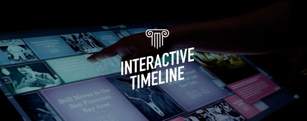 Interactive Timeline