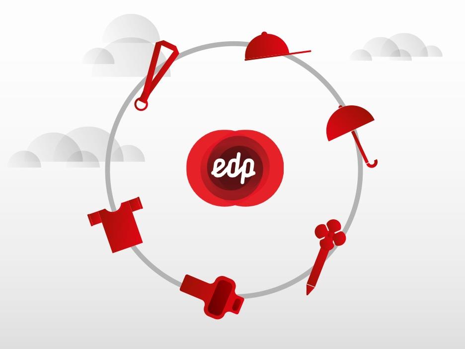 EDP Gift Machine