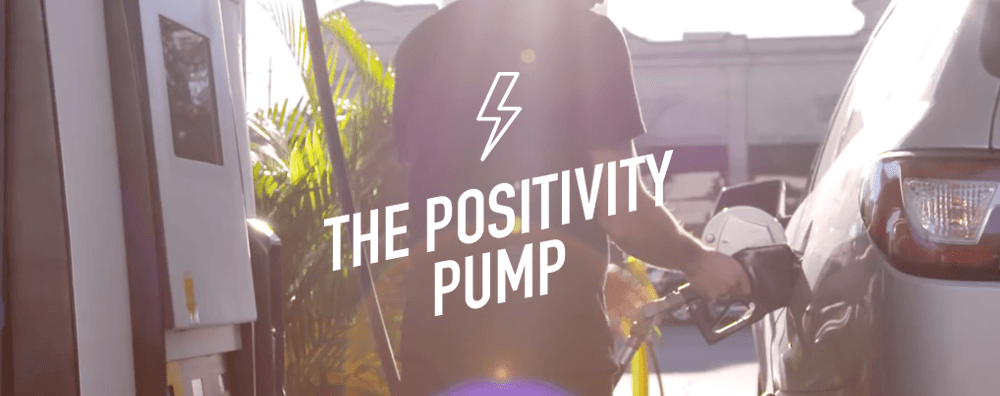 The Positivity Pump