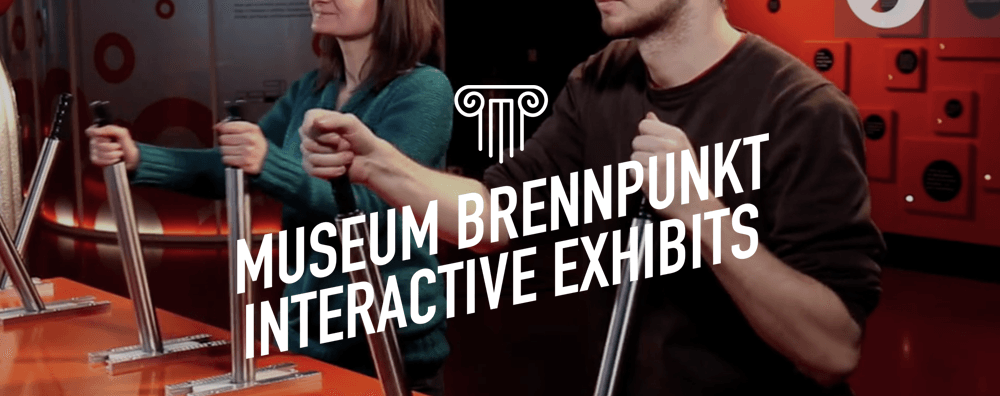 Museum Brennpunkt Interactive Exhibits