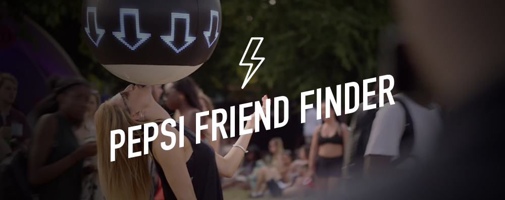 Pepsi Friend Finder