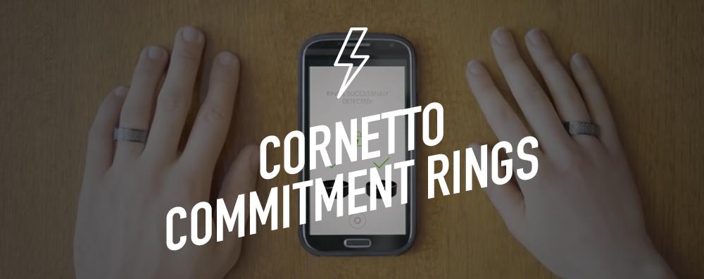 Cornetto rings