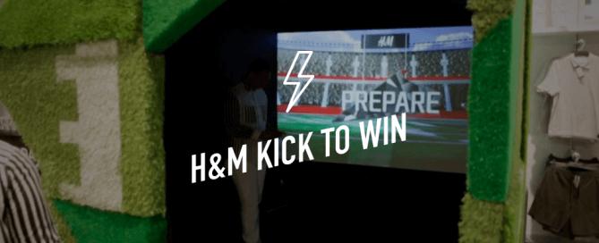 H&M Kick to win post 1