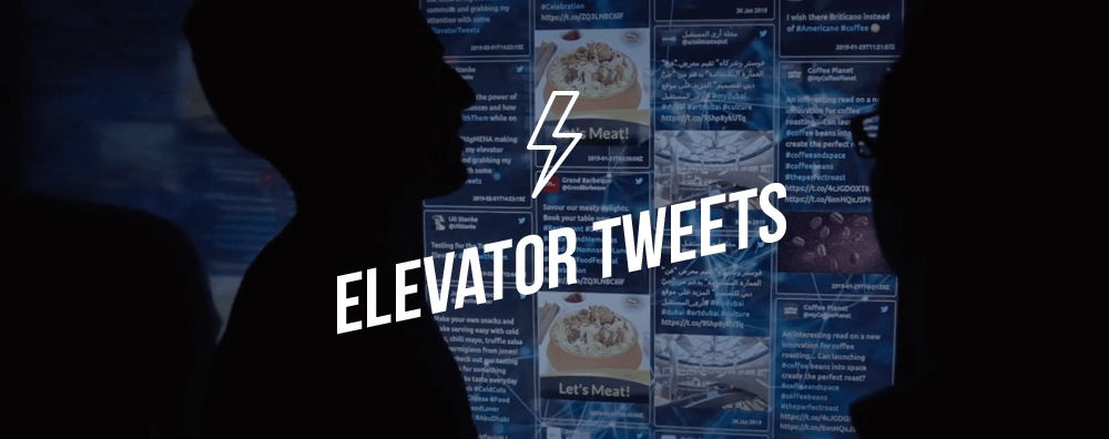 Elevator Tweets