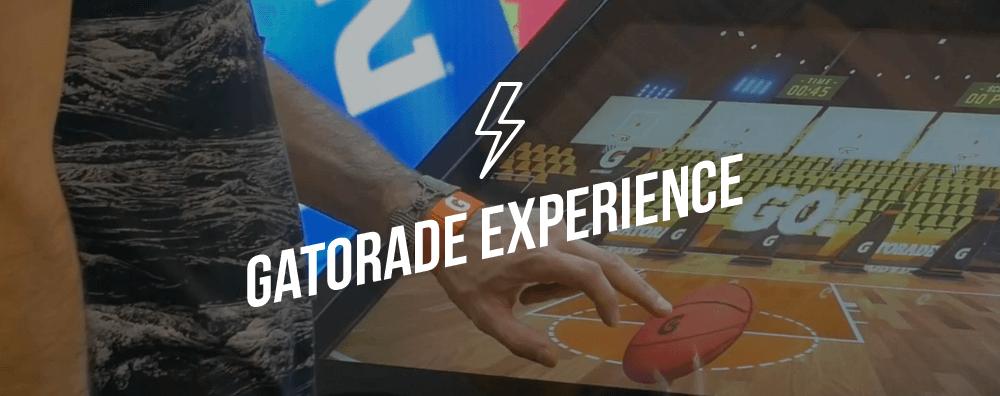 Gatorade Experience
