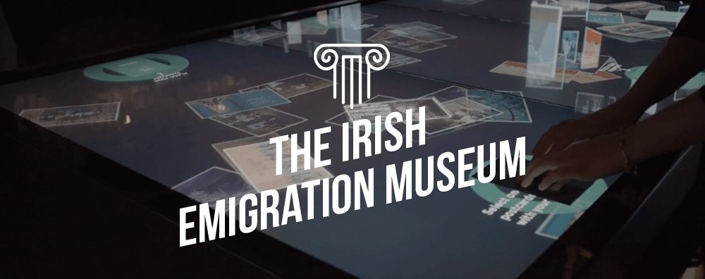 The Irish Emigration Museum
