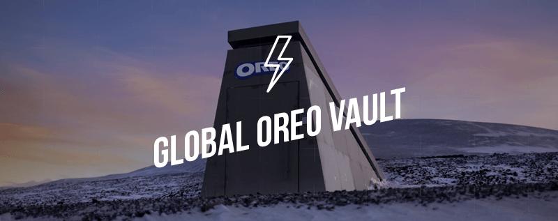 Global Oreo Vault