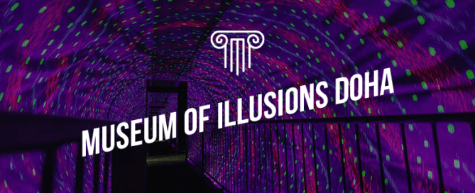 Museum of Illusions Doha
