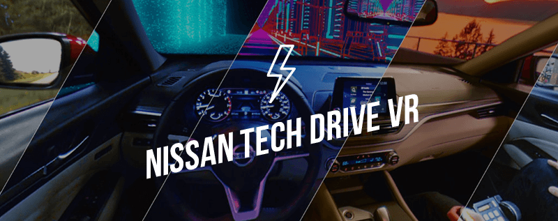 Nissan Tech Drive VR